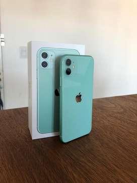 Iphone 11 igual a nuevo.