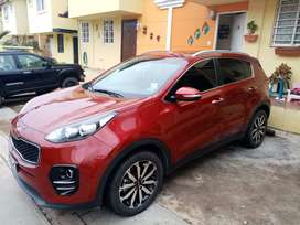 Venta Kia Sportage 2017 FULL 6AT (Negociable)