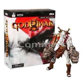 Figura God Of War Ps3 Figura Coleccion Kratos Ps4 Play 4