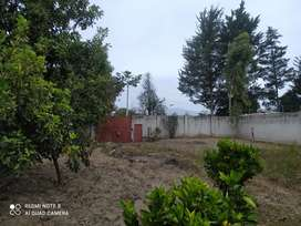Se vende terreno en Cocotoc - Gualo afueras de Quito