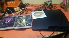 Vendo Play station  3 ,PS3