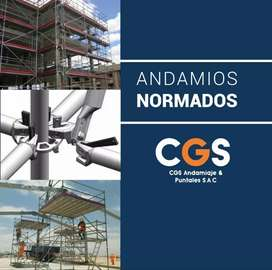 ANDAMIOS NORMADOS LAYHER