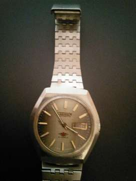Vendo Reloj Citizen Automatico..