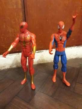 Spiderman Articulado. Nuevos