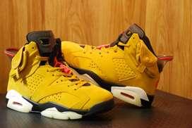 Tenís en bota Nike Jordan caballero