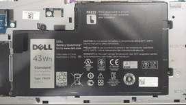 Bateria para laptop DELL usada
