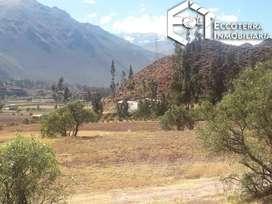 Vendo hermoso terreno en Paucarbamba Urubamba