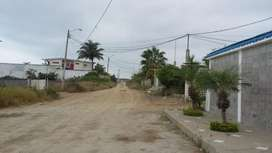 Terreno de 450 mts en venta, con buena ubicación en Ballenita