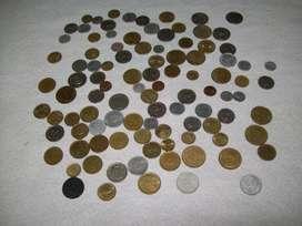 Lote de 100 monedas