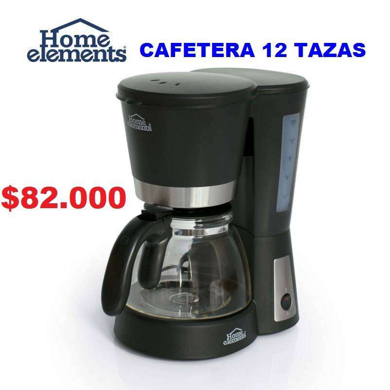 CAFETERA HOME ELEMENTS 0