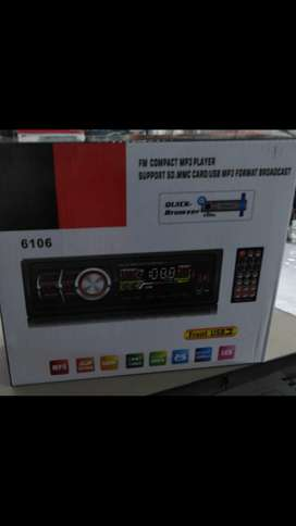 RADIO FM USB SD AUXILIAR CR BLUETOOTH BT SIN MECANISMO(no CD) Nuevos Garantìa Sc1 mks