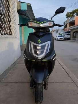 Vendo moto electrica modelo Avanti 2.0, año 2019