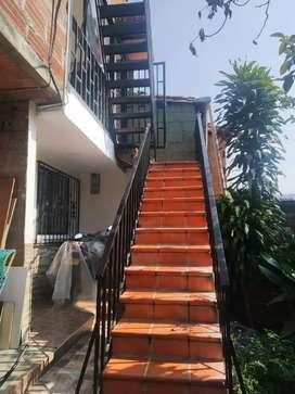 Segundo y tercer piso en el socorro San Javier