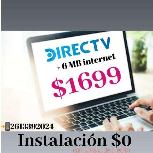 DIRECTV + INTERNET 0