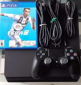 PlayStation 4 slim 500g 10/10