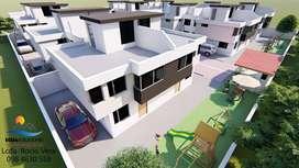 Casas nuevas en venta en Ibarra.