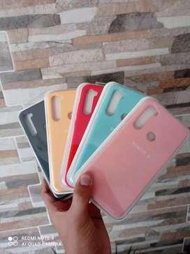 Forros silicone para Xiaomi