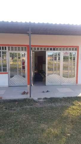 Se vende casa esquinera barrio villanohora caguan etapa 2