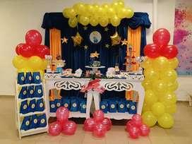 Vendo/Permuto Salón de Fiestas Infantiles. Totalmente equipado. 1 año de uso. Escucho ofertas