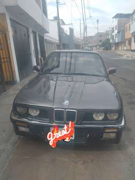SE VENDE BMW COUPE