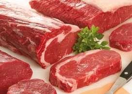 Vendedor de Carnes (res, cerdo)