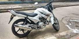 Yamaha ybr 125 al día 2014