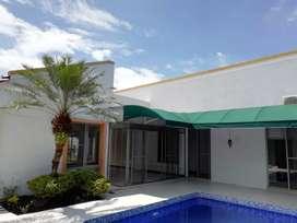 Alquilo hermosa casa - condominio Club de Campo La Morada