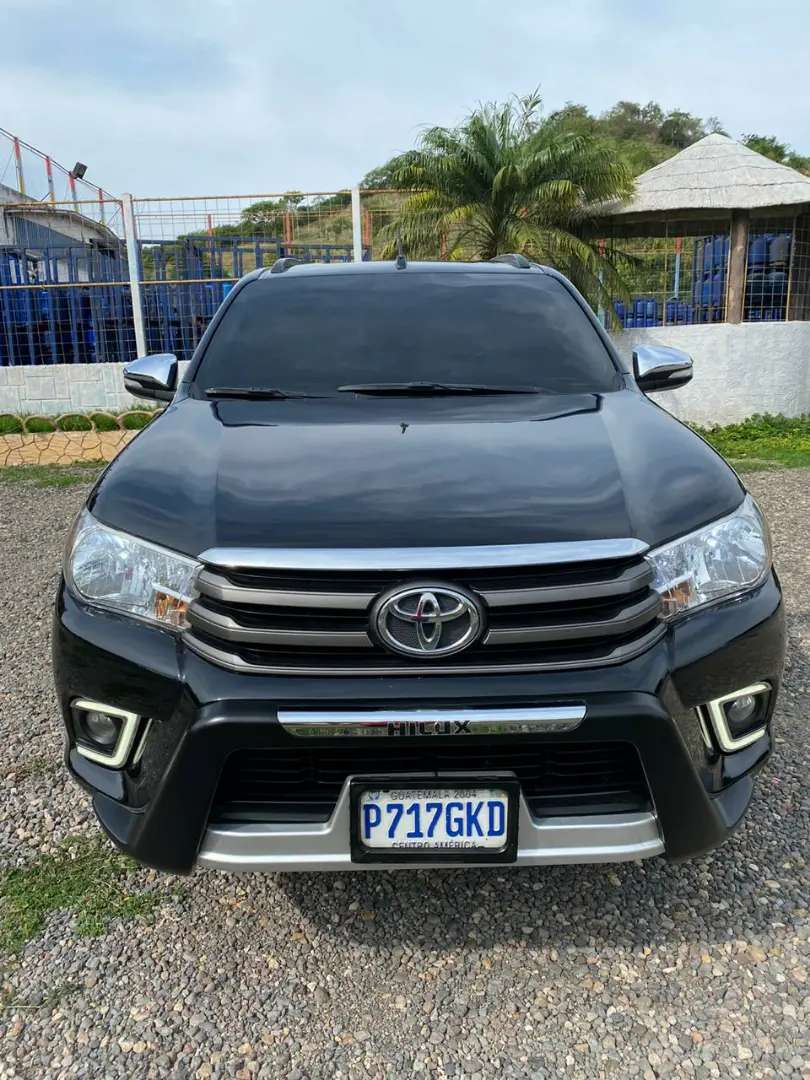 Toyota hilux 2017 fulll extras 0