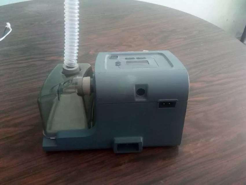 Equipo auxiliar de ventilación. 0