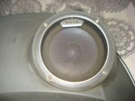 Bass Response System Dinamic Con Carcaza Funciona No Envio