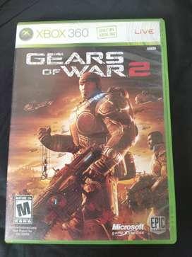 Gears Of War 2 Xbox 360 Y Xbox One
