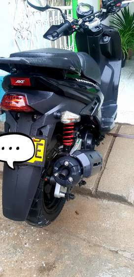 A venta de moto