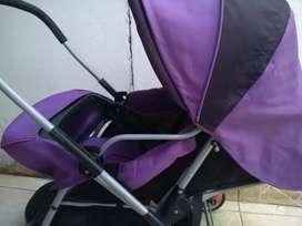 Coche de bebé Infanti en buen estado