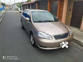 Vendo o cambio Toyota Corolla 2007