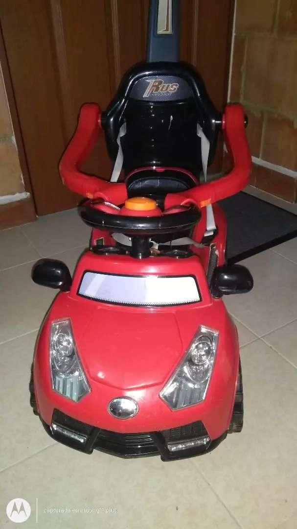 Carro infantil 0