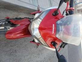 Moto cbr 250r