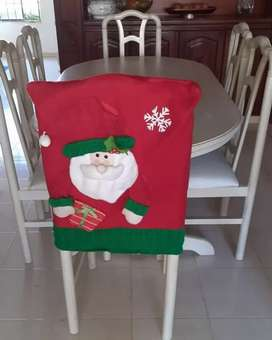 USADO, forros navideños para silla