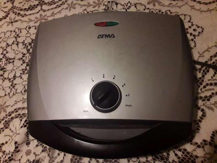Grill electrico Atma 0