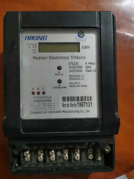 Vendo Medidor Electronico Trifasico