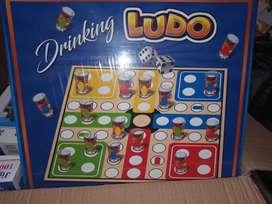 Ludo drinking