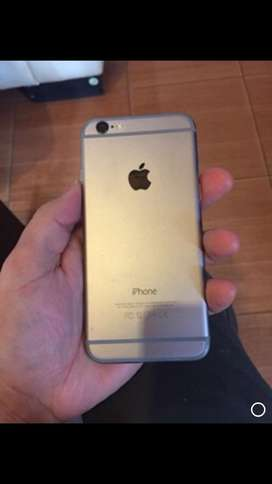 Iphone 6 impecable