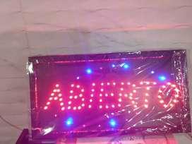 Carteles LED