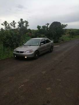 Vendo Honda civic 2001 manual 69454662