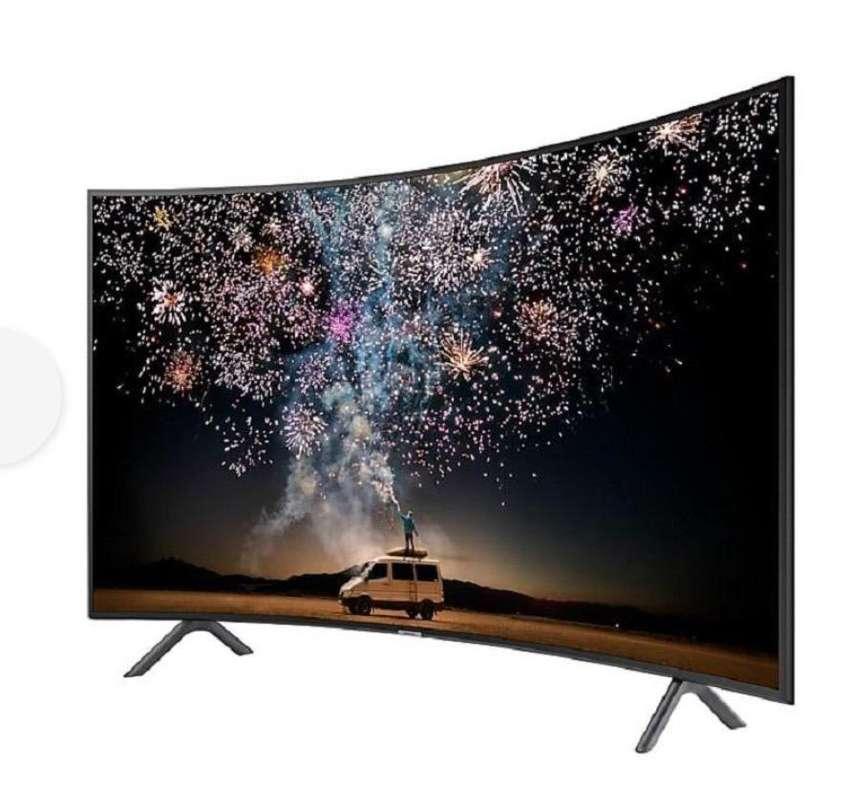"TV Samsung 49"" UHD Curve Serie 7 Smart 0"