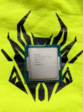 Procesador Intel core i7 4790 a 4.0ghz 8 nucleos