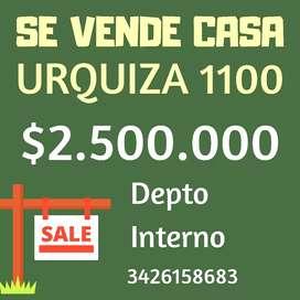 OPORTUNIDAD URQUIZA 1100
