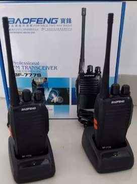 Juego de radios Baofeng