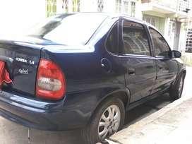 Chevrolet corsa mod 2005