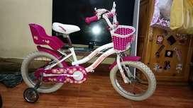 Bicicleta de niña Aro 16 Monarette