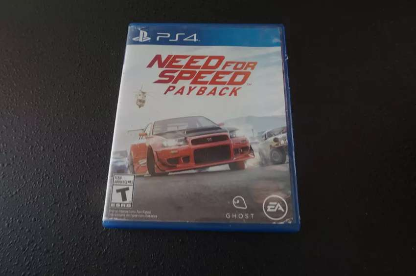 PS4 video juego Need For speed Payback 0
